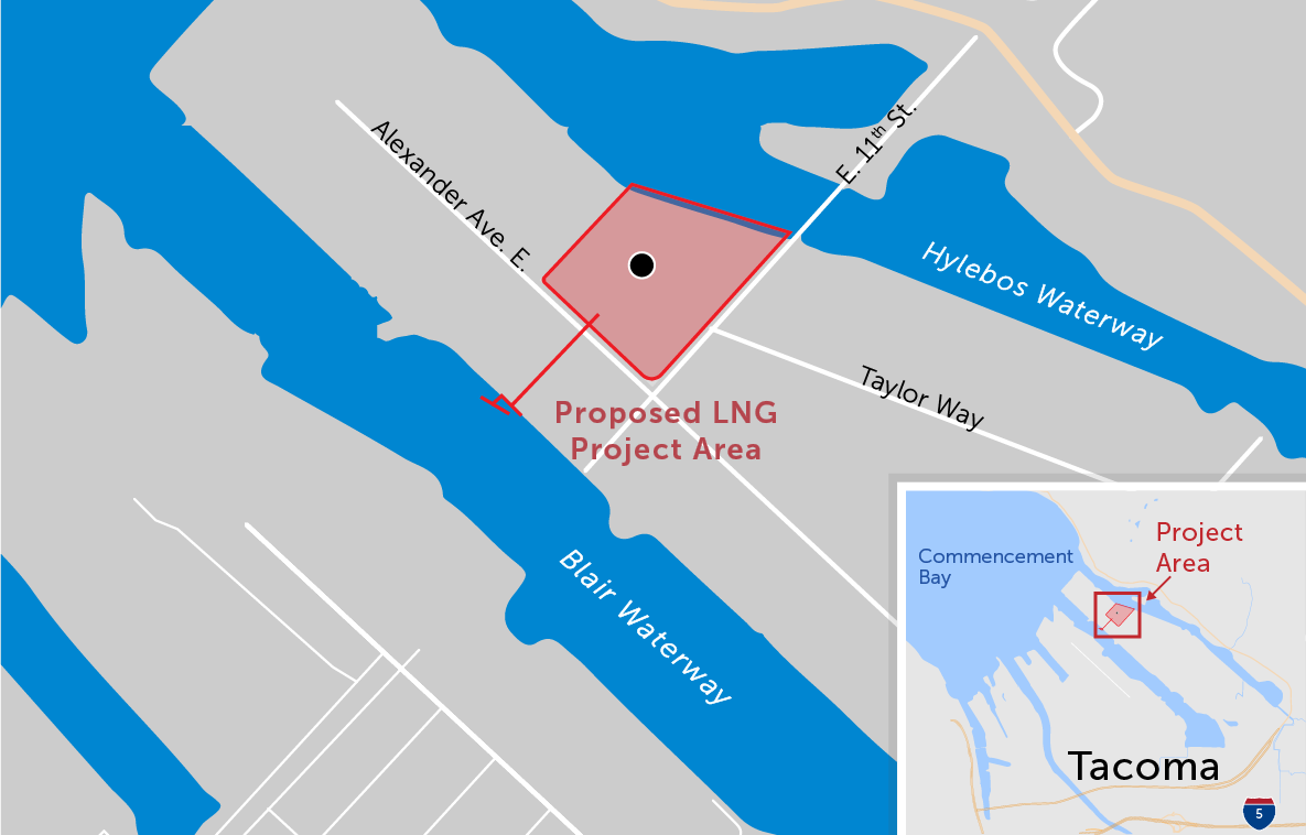 Tacoma LNG Plant - Citizens for a Healthy Bay